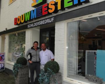 Bedrijfsovername schildersbedrijf Bouwmeester